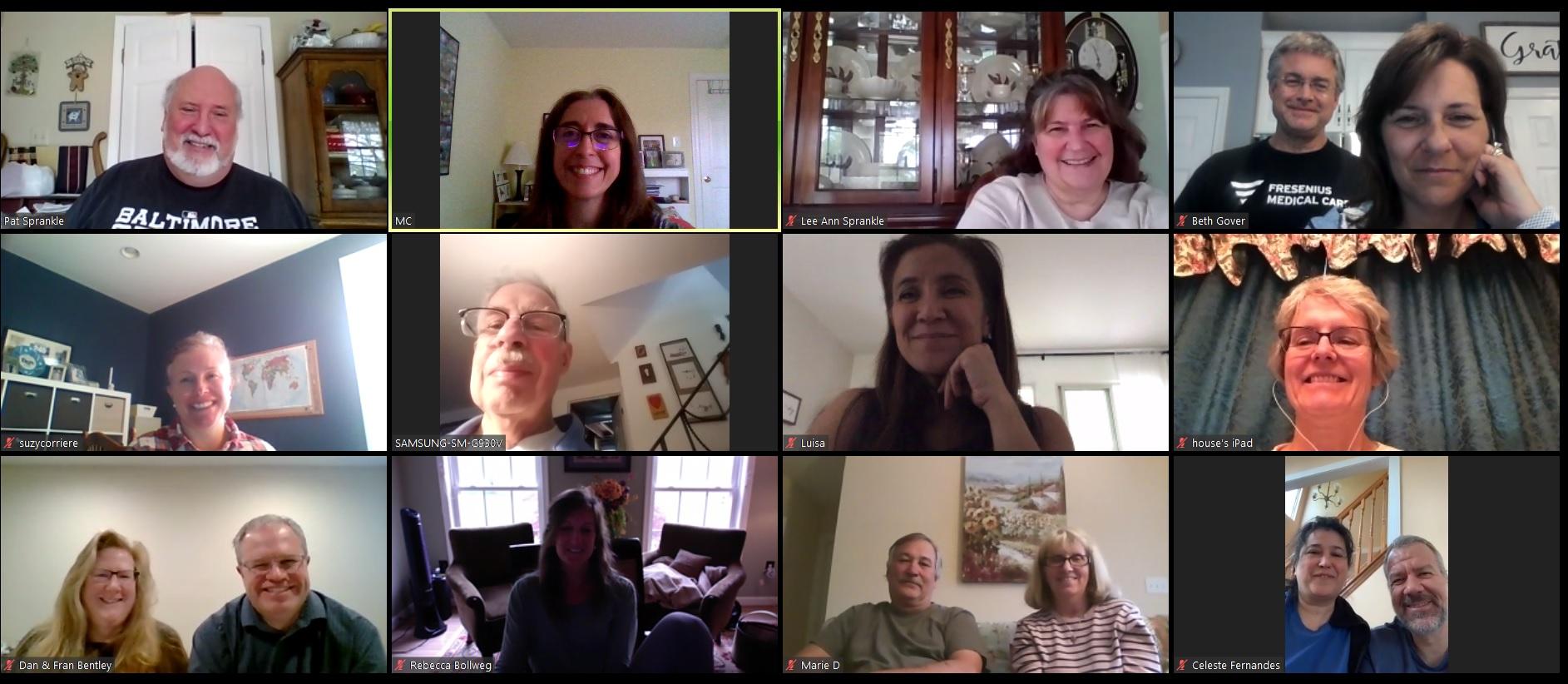Parents Meeting 042920