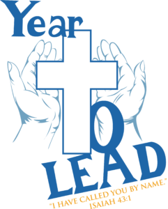 Year to Lead logo
