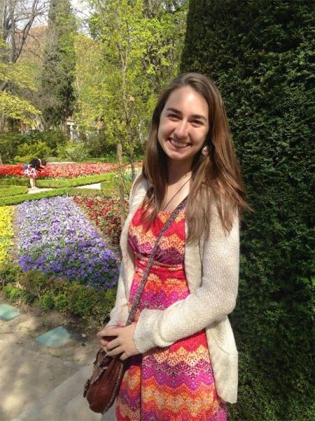Katie, Senior, Franciscan