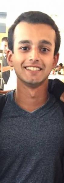 Jaison, Senior, UMBC