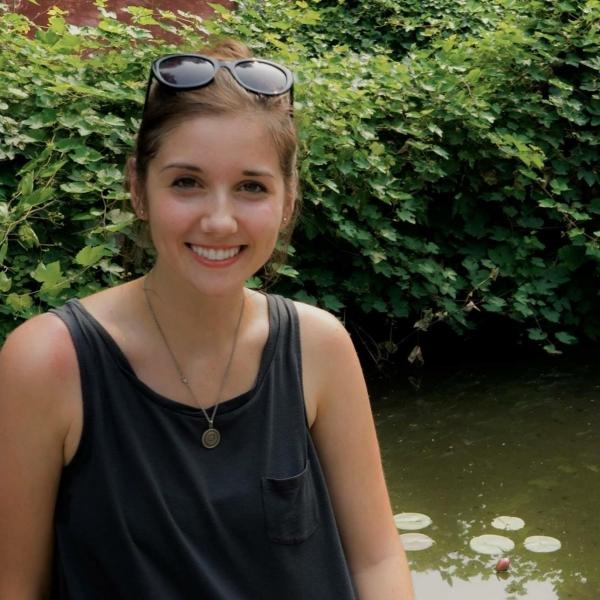 Rebecca, Senior, Notre Dame