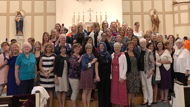 Women's ACTS Retreat: September 6-9, 2018